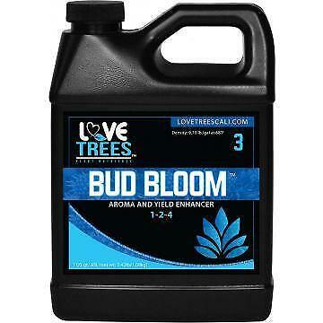 Love Trees Bud Bloom 1L BoosT Pk yield Enhancer