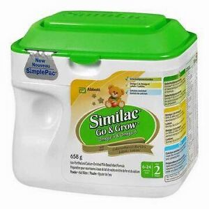 Similac Go & Grow - UNOPENED exp: Mar 2017