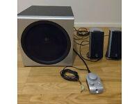 Logitech Z-2300 THX 2.1 Computer Speaker