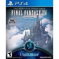 Wanted: FF14 Realm reborn / havensward combo for PS4