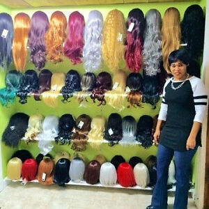 NOTHING OVER $100! WIGS & HAIR EXTENSIONS-LA JONESY WIG BOUTIQUE