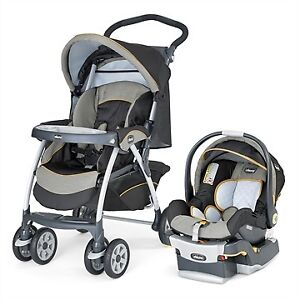 Chicco Cortina Key Fit Stroller w/ Car Seat