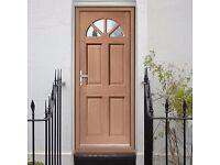 CAROLINA HARDWOOD EXTERIOR DOOR
