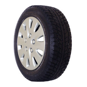 TECHNO ULTRA TRACTION TS 960 P 205/55R16 WINTER TIRES – CDN-MADE Kitchener / Waterloo Kitchener Area image 3