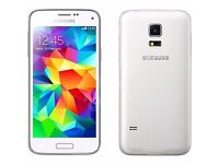 Samsung galaxy s5 mini White Refurbished Unlocked Sim Free
