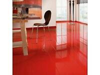 highgloss laminate flooring