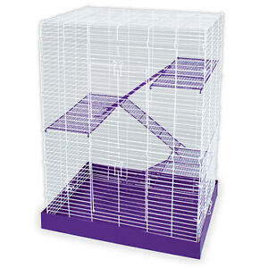 Huge chew proof cage for gerbils hamsters and degus