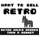Want To Sell Retro