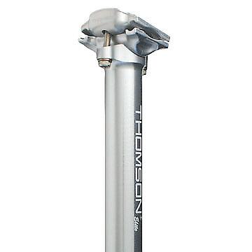 Thomson Elite seatpost, 27.2 x 330mm - silver