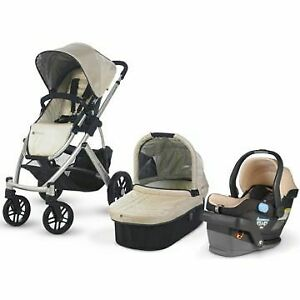 Uppababy Vista Stroller-bassinet-(car seat-adapter )