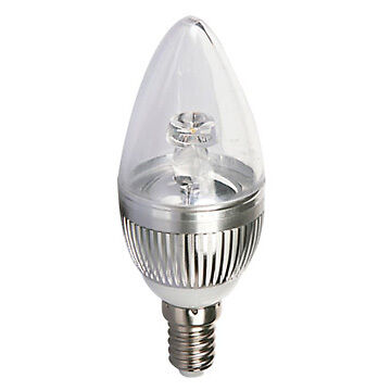 LED SES Candle Bulb