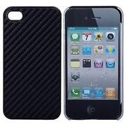 iPhone 4 Hard Case Carbon