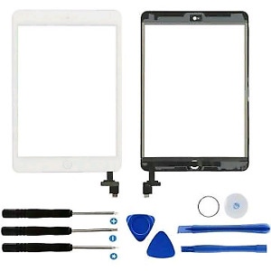 iPad Mini Screen Digitizer + Tools