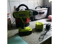 Robyi 18 v drill good working order