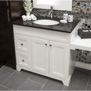 EnjoyHome Beautiful Solid Wood Vanity For Sale