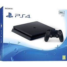 Wanted ps4 slim