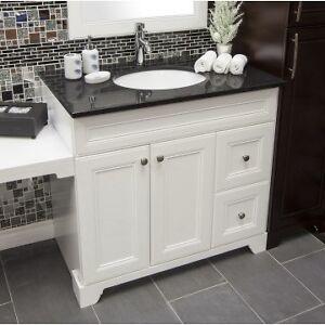 "**Bathroom Vanity 24""-72"" - WHITE/ANTIQUE WHITE/MOCHA/ESPRESSO** Kitchener / Waterloo Kitchener Area image 3"