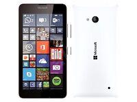 Microsoft Nokia Lumia 640 LTE 4G 8GB White Unlocked