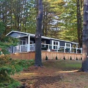 Muskoka Cottage ! 3 bdrm, 2 bath $169,900! Outright Ownership !