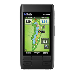 GPS GolfBuddy World Tour Condition A1