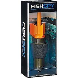 Fishspy underwater carp fishing camera