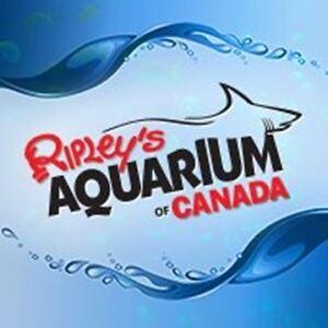 Ripleys Aquarium Tickets (Two Youth)