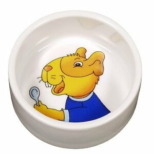 ** BRAND NEW ** Ceramic Dish for Guinea Pigs