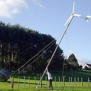 Wind generator ( free electricity )