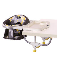 CHICCO 360 portable clip on high chair