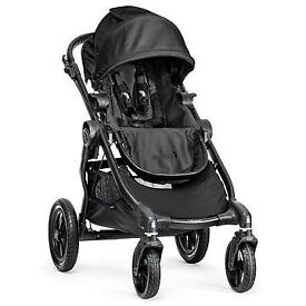 Baby Jogger City Select Single Stroller All Black