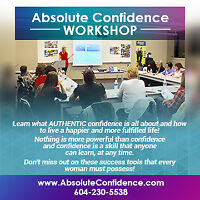 Confidence & Self-Esteem  Workshop for LADIES