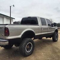 2004 Ford F350 Lariat 4x4 (swap/trade/purchase)