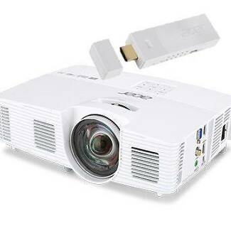 ACER H6517ST 1080 Projector FULL HD / 3D / Wireless / Glasses(4) Hillarys Joondalup Area Preview