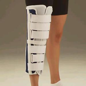 "19"" Deroyal Tri-Pannel Knee Immobilizer"