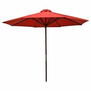 Parasol with base