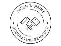 Patch 'N' Paint Decorating Services