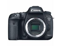 Canon EOS 7D Mark II Body Only-Brand New
