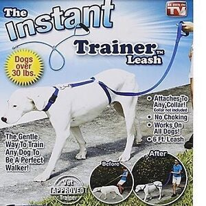 New instant dog trainer leash
