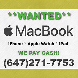 I will BUY your MacBook for CASH right now!
