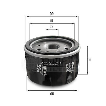 Oil Filter W7003 for Renault-7 700 274 177