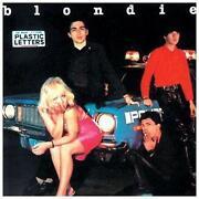 Blondie Plastic Letters