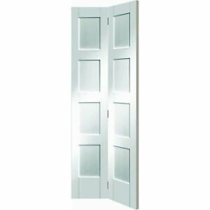 MILLETTE BIFOLD closet door with glass new