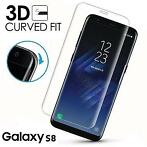 Samsung S8 Screenprotector Tempered Glass