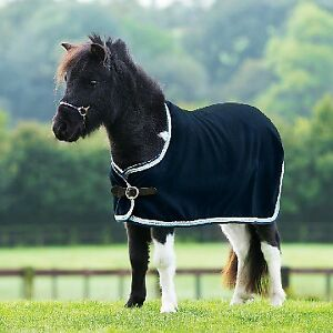 Winter blanket for a Miniature Horse