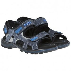 ~ Boys Size 12-12.5 ~ Ecco Urban Safari Sandals ~ Like New