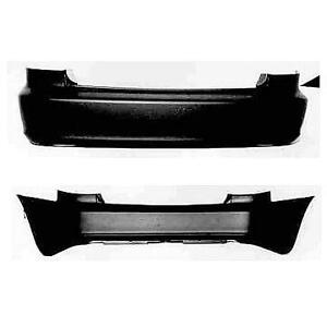 Hundreds of New Painted Honda Accord Rear Bumpers & Free Shipping