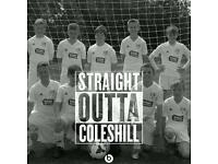 Coleshill Town Colts U13's need players