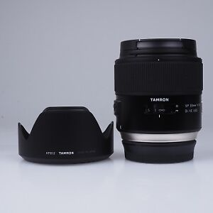 Like New Tamron 35 mm SP F1.8 VC USD  For Canon