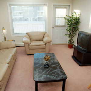 Furnished and Unfurnished 2bdrm Suites Available in Timerlea