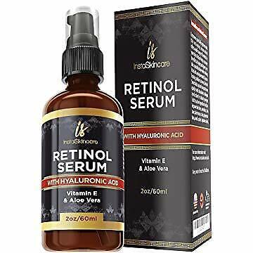 ❤❤❤ Retinol Serum For Face with Hyaluronic Acid Vitami